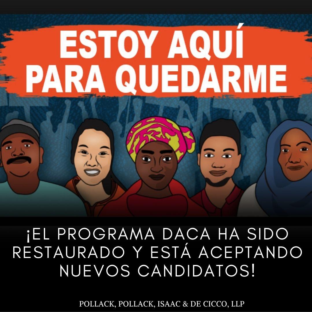 El programa DACA
